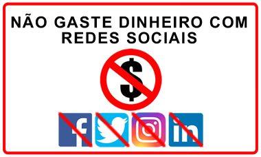marketing medico não gaste dinheiro com redes sociais